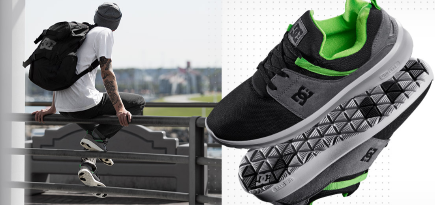 Акции DC Shoes в Красном Холме